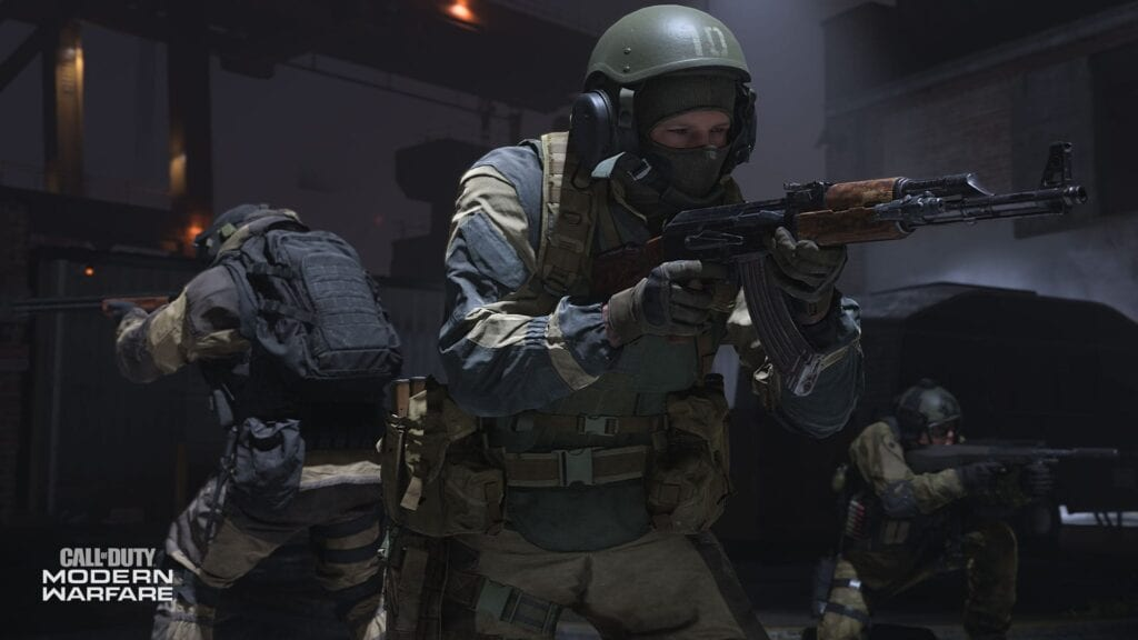 New Call Of Duty: Modern Warfare Update Adds Spec Ops Missions