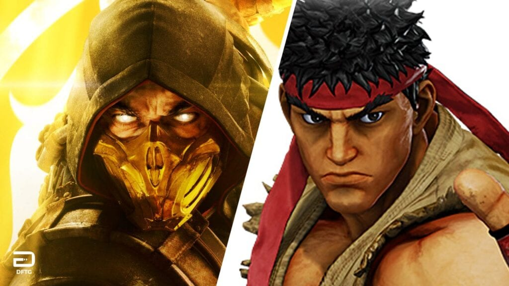 Street Fighter Dev Explains Why Mortal Kombat Crossover Didn't Happen