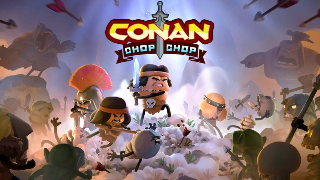 New Conan Chop Chop Game Makes Barbarians Look Adorable (VIDEO)