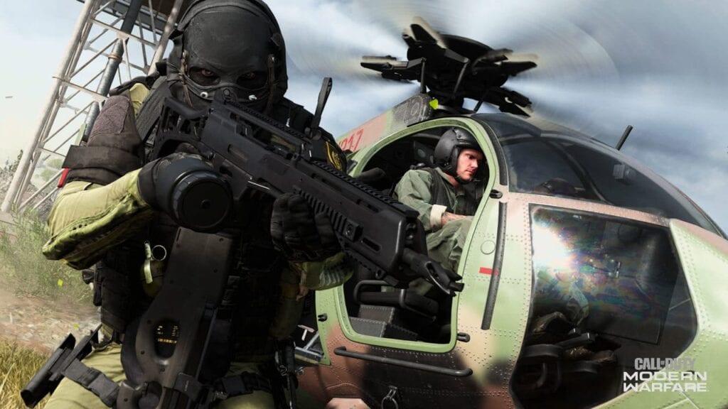 Call of Duty: Modern Warfare Nikto