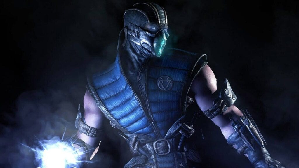 Mortal Kombat Sub-Zero