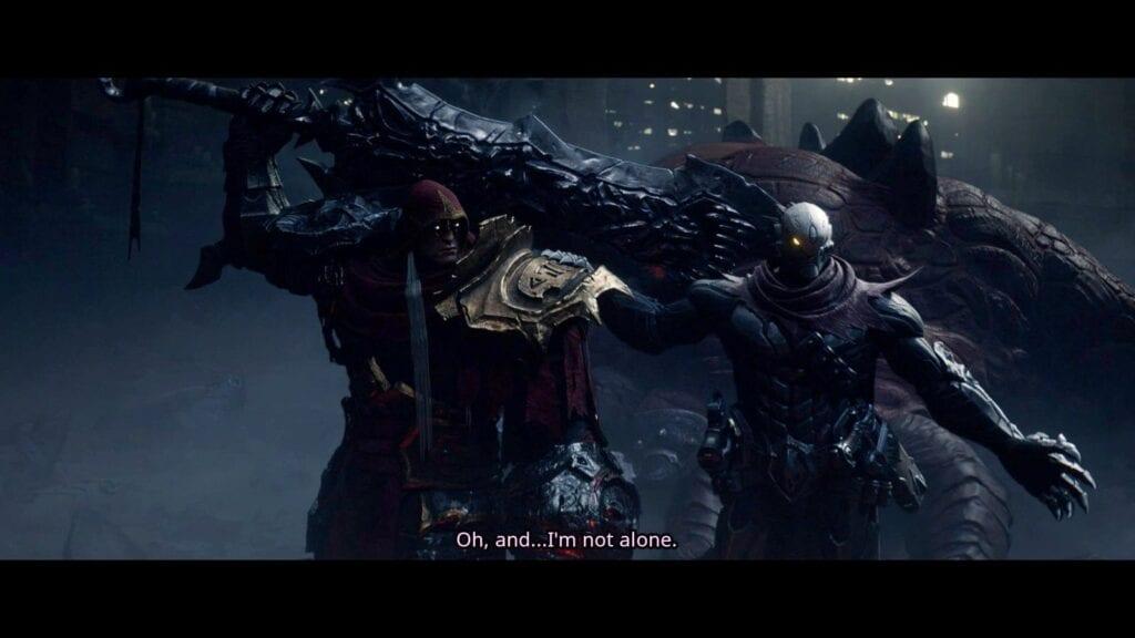 Darksiders Genesis Not Alone