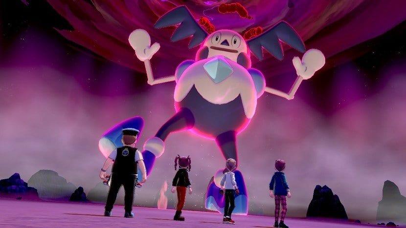 Pokémon Shield Launch