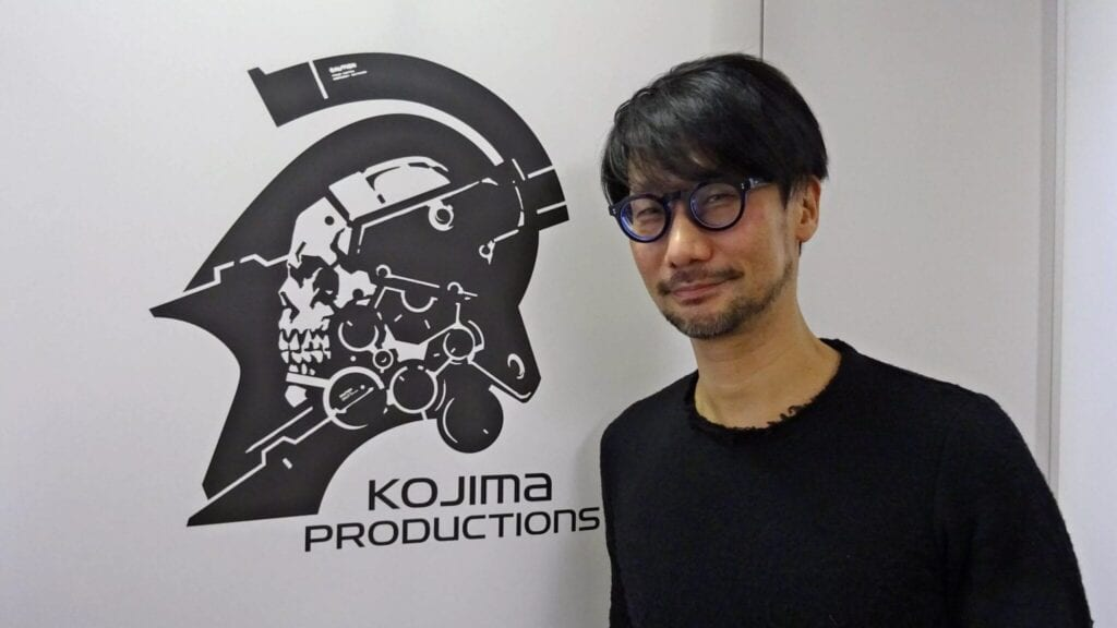 Hideo Kojima Is Already 'Working On The Next Concept'