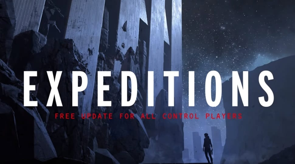New Control 'Expeditions' DLC Launch Trailer Revealed (VIDEO)