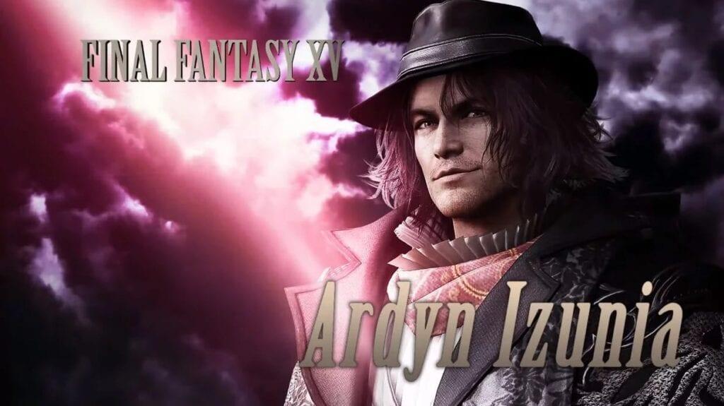 Dissidia Final Fantasy NT Announces Ardyn Izunia As Next DLC Character (VIDEO)