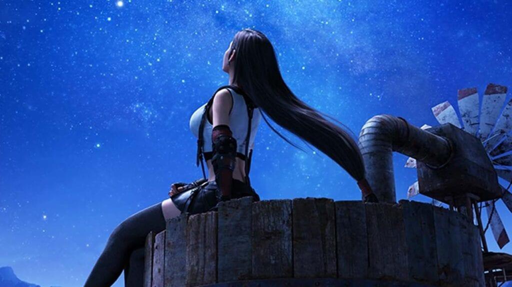 Final Fantasy VII Remake Reveals New Classic Artwork Throwbacks