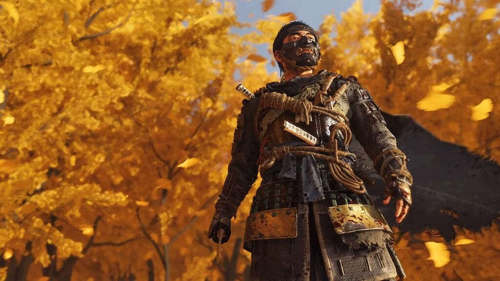 Free Ghost of Tsushima PS4 Theme Available For A Limited Time (VIDEO)