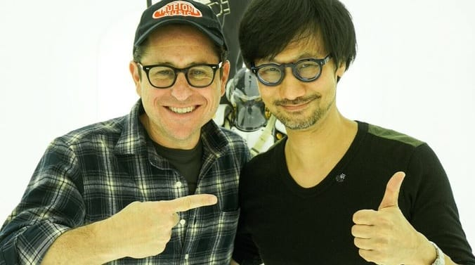 """Hideo Kojima Is A """"Master Of The Form,"""" Says J.J. Abrams"""