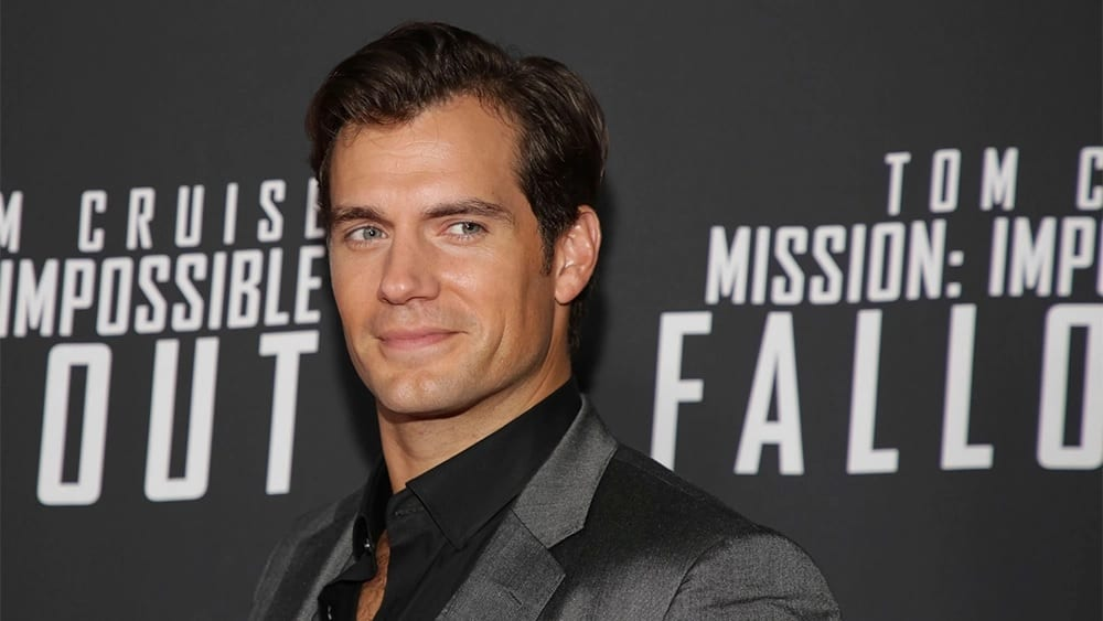 Henry Cavill Enjoys Staying Home And Playing Warhammer