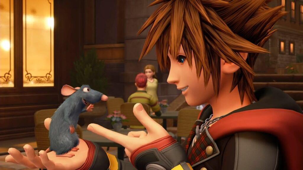 Kingdom Hearts III DLC