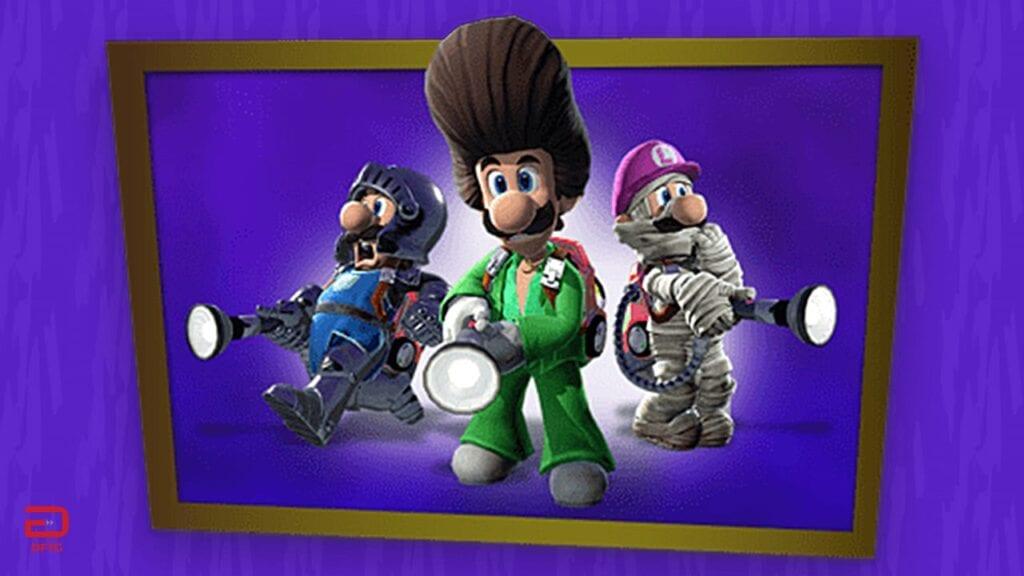 Luigi's Mansion 3 Multiplayer DLC Coming In 2020