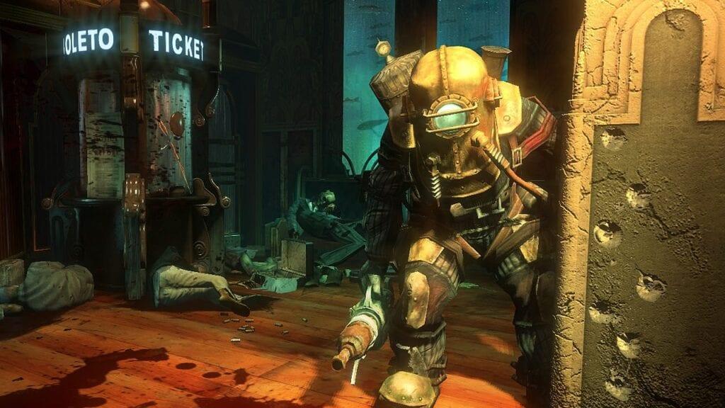 Next BioShock Game Announced By New 2K Studio
