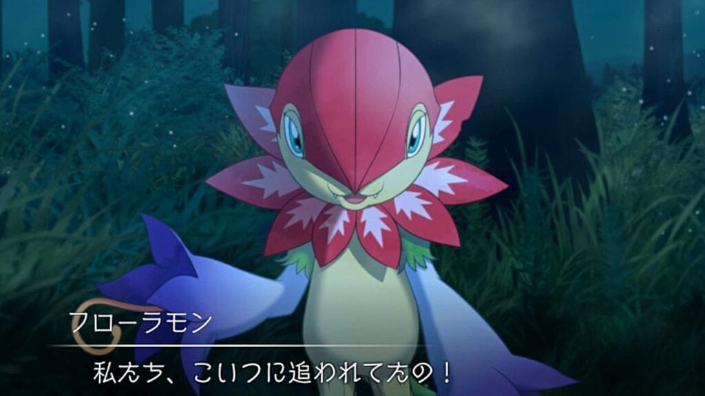 New Digimon Survive Screenshots Show Off The Game's World