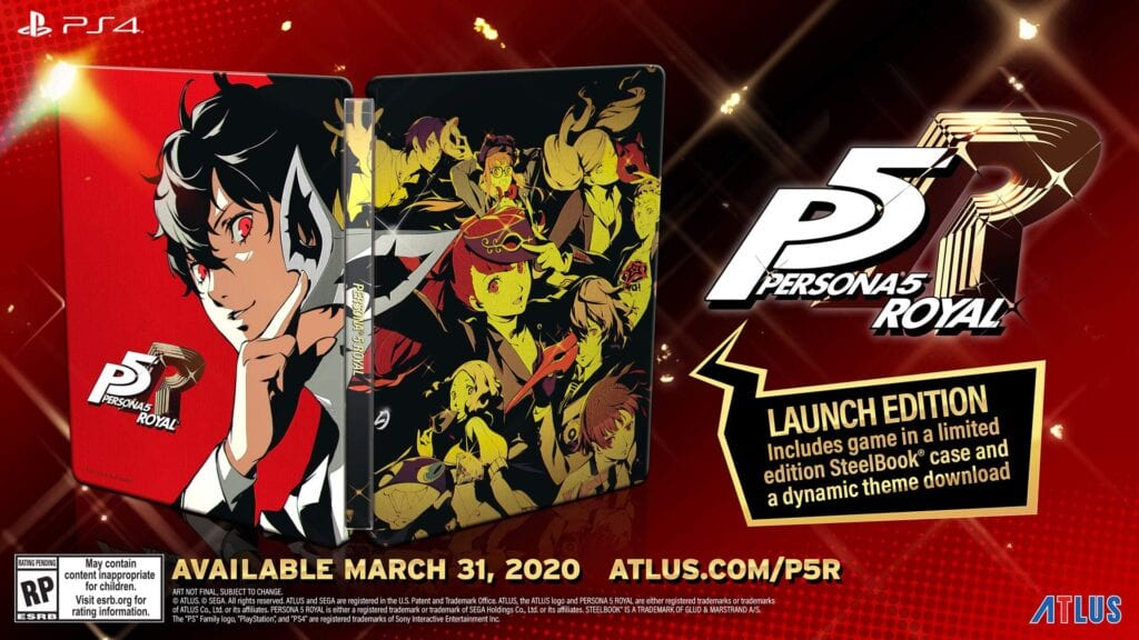 Persona 5 Royal Western Release Date, Special Editions Revealed (VIDEO)