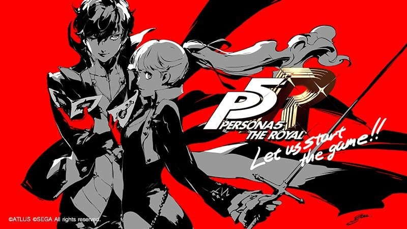 Persona 5 Royal Western Release Date, Special Editions Revealed