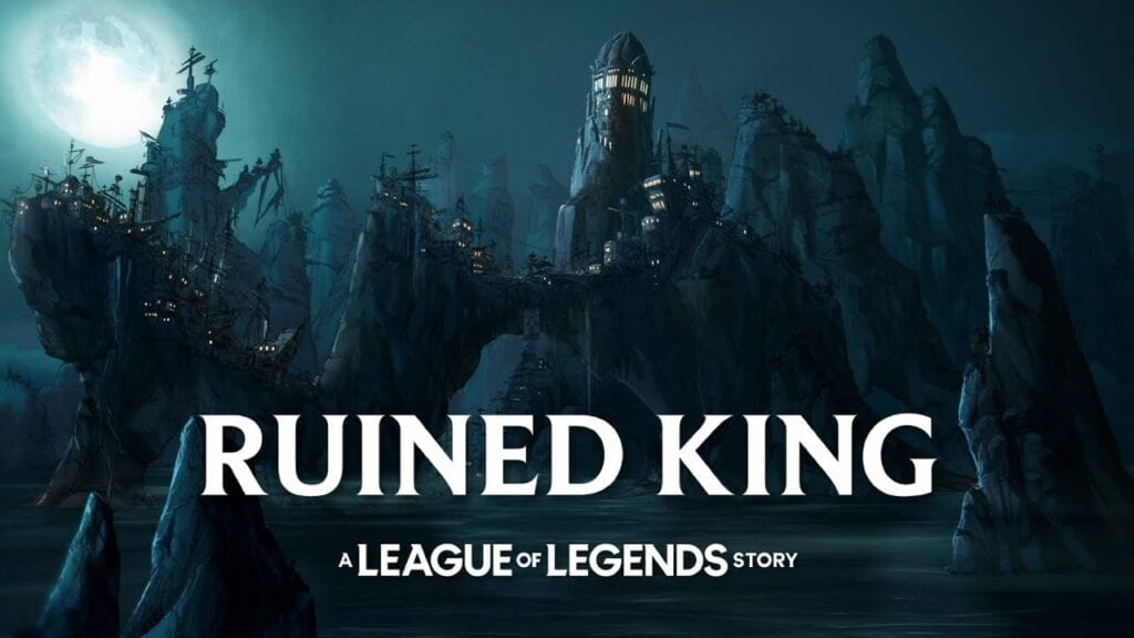 League Of Legends Dev Reveals Spin-Offs Convergence And Ruined King (VIDEO)