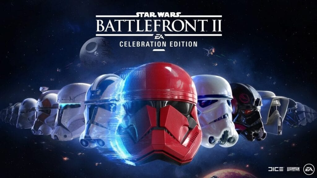 star wars battlefront 2 celebration edition skywalker