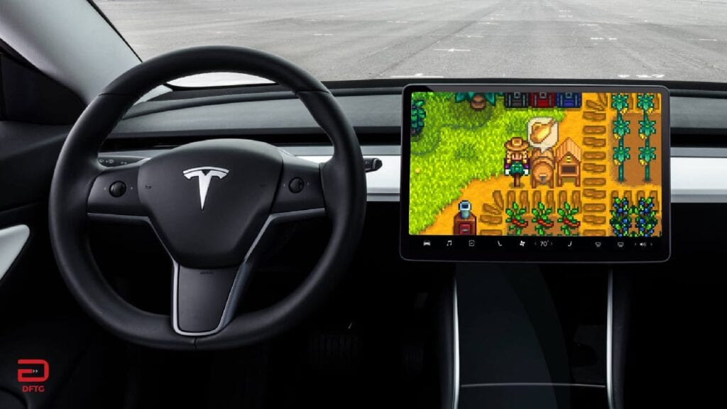 Stardew Valley Releasing For Tesla Cars, Because Why Not