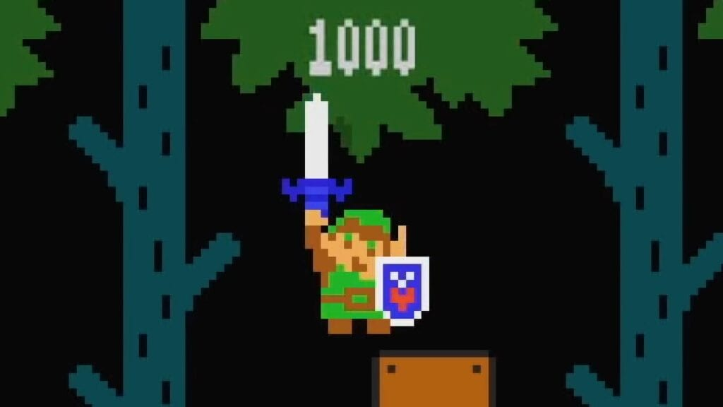 Super Mario Maker 2 Adds Playable Link From The Legend of Zelda (VIDEO)