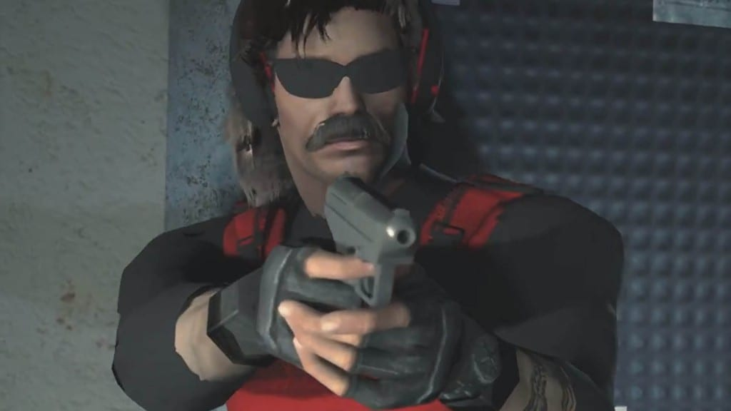 Resident Evil 2 Remake Mod Replaces Mr. X With Dr. Disrespect (VIDEO)