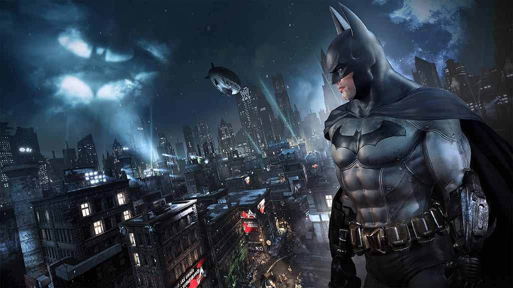 New Batman Game