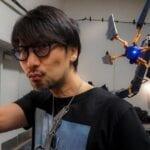 Hideo Kojima Shares