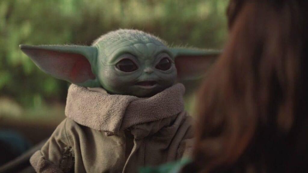 Baby Yoda Build-A-Bear