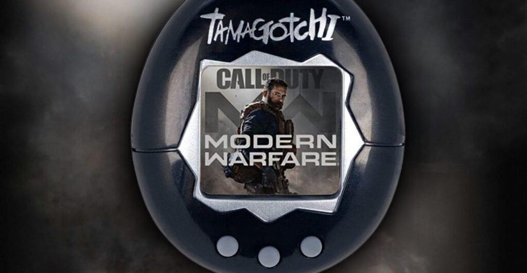 Call of Duty Modern Warfare Tamagotchi