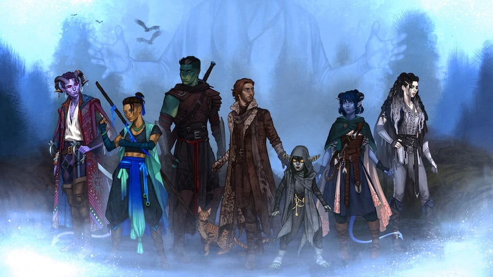 Dungeons & Dragons Is Getting An Adventure Book Collab With Critical Role