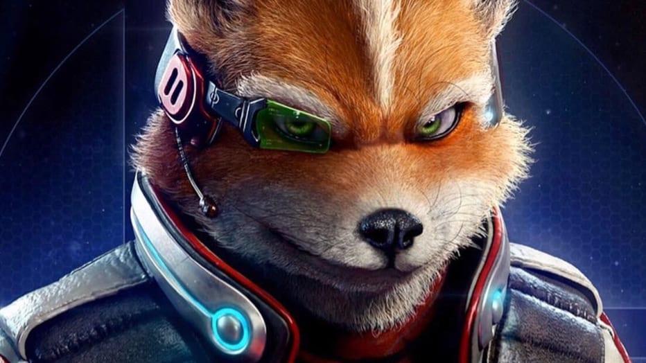 God of War Art Director Star Fox