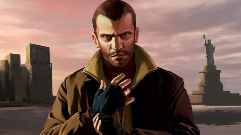 Grand Theft Auto IV Steam