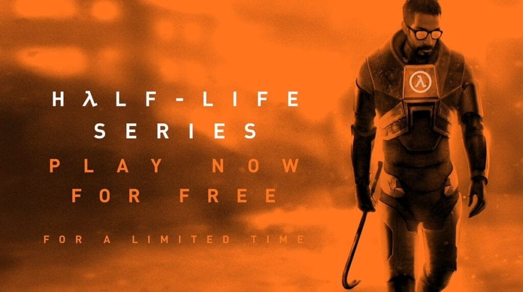 Half-Life Game Series Now Free To Play Until Release Of Half-Life: Alyx