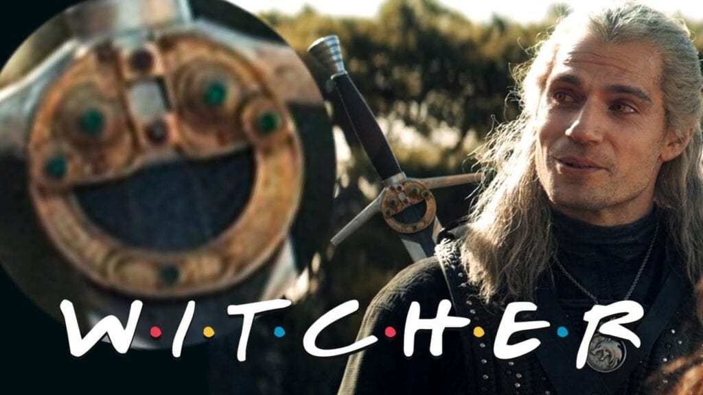 The Witcher Gets A Friends-Style Sitcom Intro And It's Absolute Perfection (VIDEO)