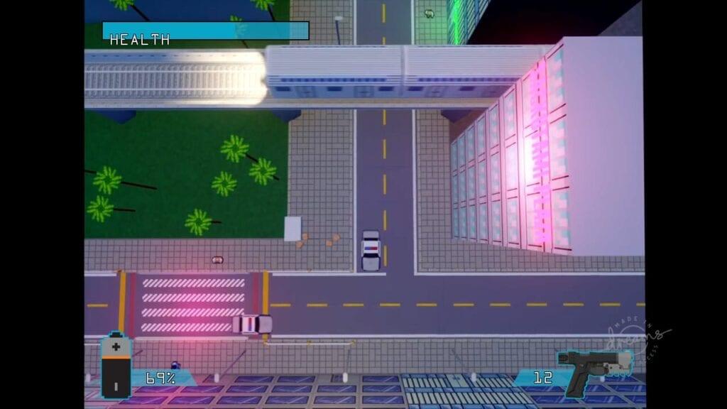 Cyberpunk 2077 PS1 Demake Dreams Up Night City 1997 (VIDEO)
