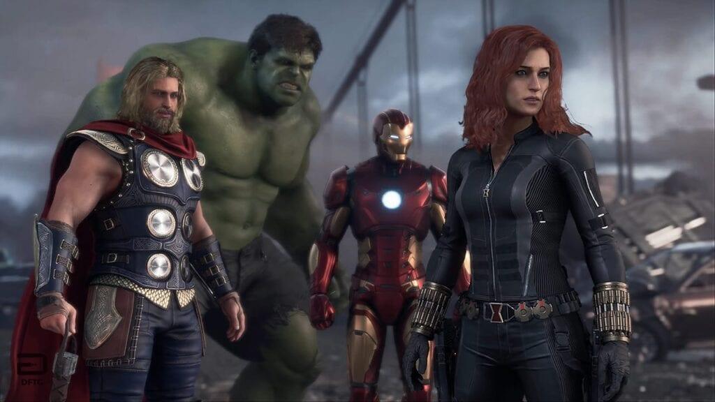 Avengers Marvel's Avengers Delayed