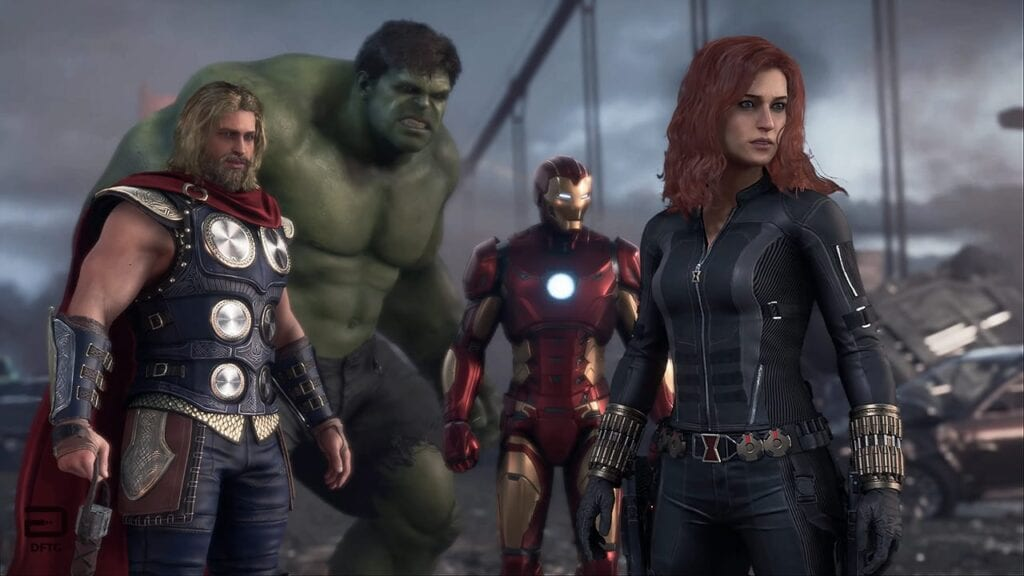 Avengers Marvel's Avengers Delayed