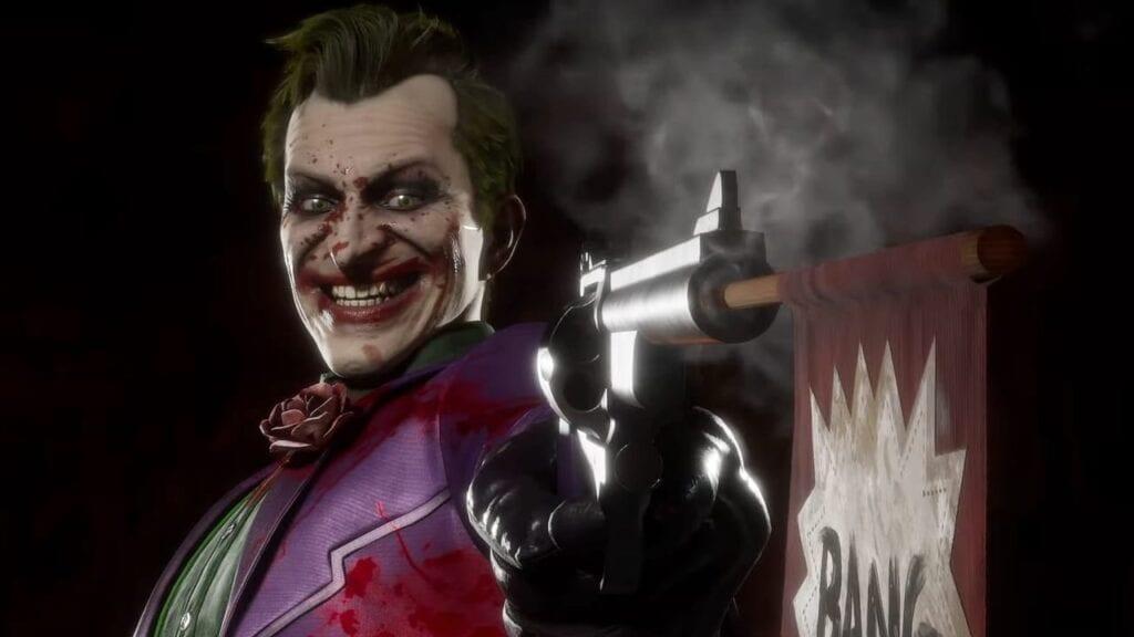 Mortal Kombat 11 Joker Gameplay, Fatality Revealed (VIDEO)