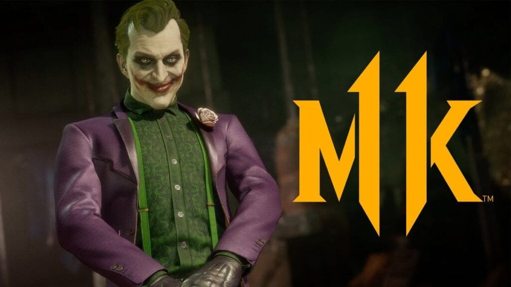 Mortal Kombat 11 Joker Trailer Teased With New Screenshot
