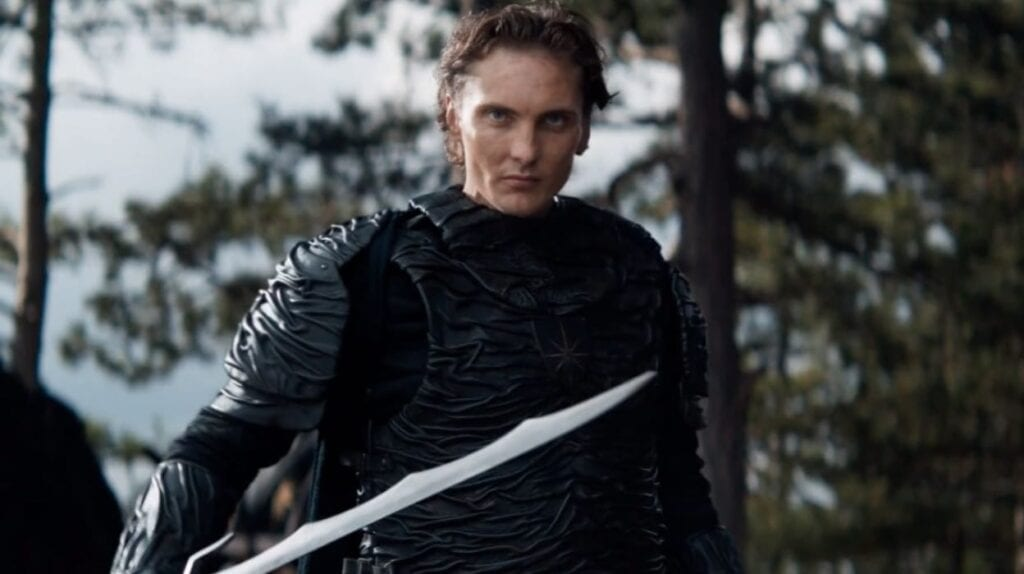 The Witcher Netflix Showrunner Addresses Nilfgaard Armor Backlash