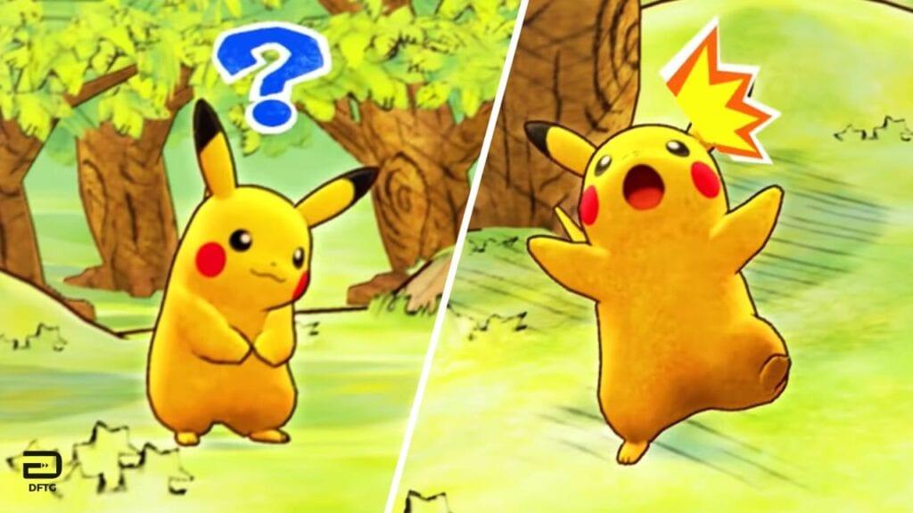 Pokémon Mystery Dungeon: Rescue Team DX Remake Announced (VIDEO)