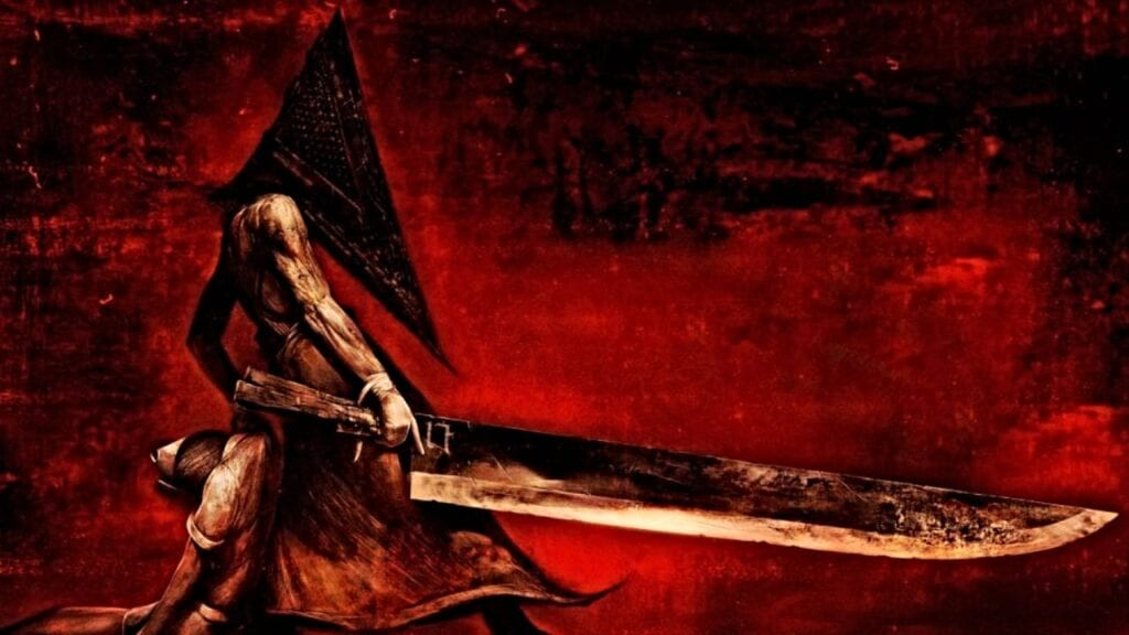 silent hill pyramid head