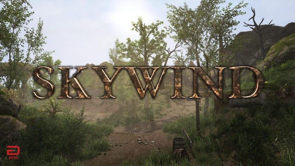 Skyrim Morrowind Remake Mod Reveals Impressive New Progress (VIDEO)