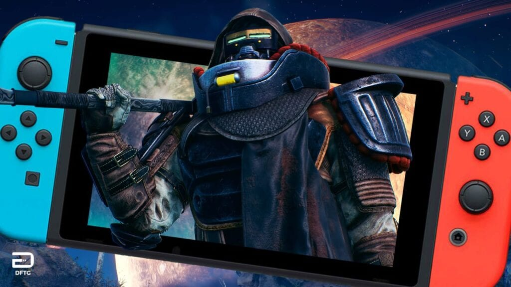 The Outer Worlds Nintendo Switch Release Date Revealed
