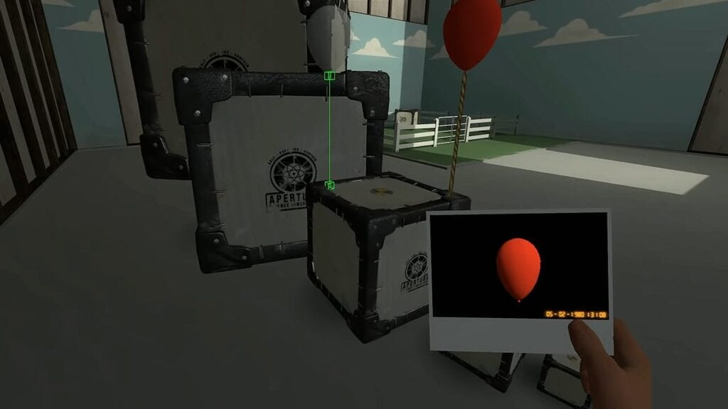 Valve's Cancelled Portal Prequel 'F-STOP' Revealed (VIDEO)