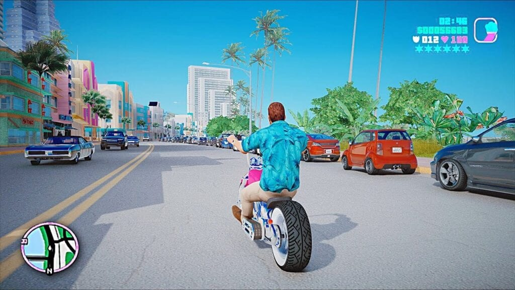 New GTA V Mod Adds Remastered Vice City Map To The Game (VIDEO)