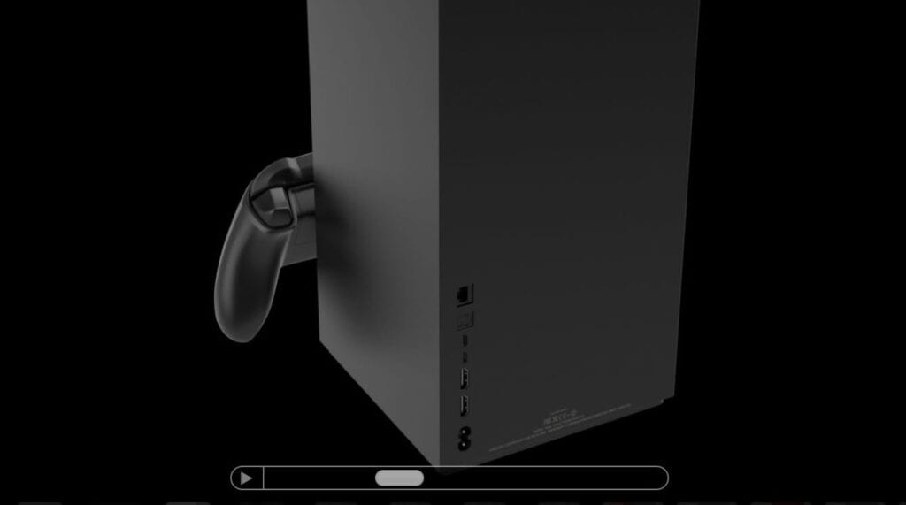 Xbox Series X Hardware Port Images Are Inaccurate, Says Microsoft