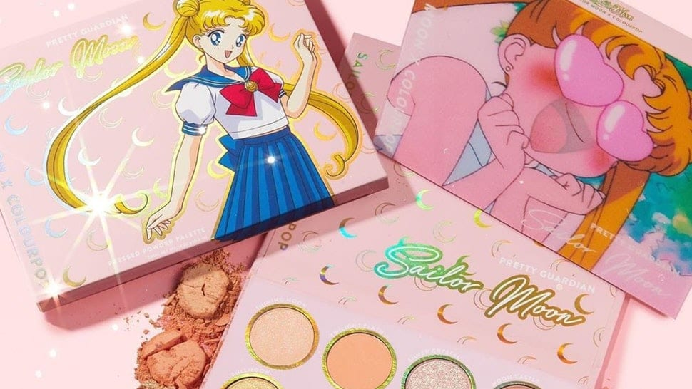 Sailor Moon Makeup