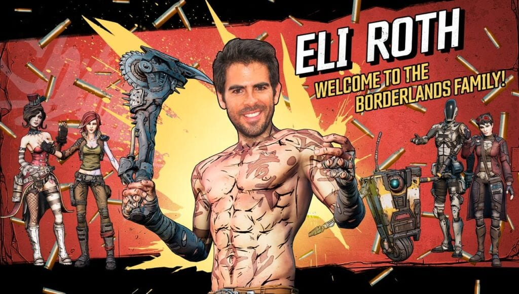 Borderlands Movie Eli Roth