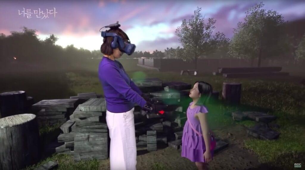 Korean VR Experience